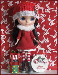 9. Red - Blythe a Day December