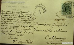Eugenio Prati Cartolina a D Graziadei
