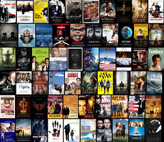 The 60 movies I saw in 2013. :) | Click downward arrow for more size options