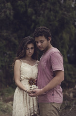 (Tc photography. Per) Tags: flowers love vintage girlfriend natural romantic session peruvian botfriend tcphotography