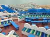 Sidi Bou Said, Tunis (vanya.bovajo) Tags: voyage africa travel sea bar cafe view tunis afrique mygearandme