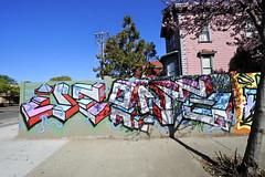 JEANS (STILSAYN) Tags: california graffiti oakland bay east jeans area 2014