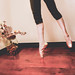 Pointe Shoes Ballet Photo, dance2 by Patricia Lopez (aka ichirin1)