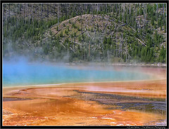 Grand Prismatic Spring (Emma White ( ... somewhere ... )) Tags: park usa white hot water pool landscape vent spring pond photographer united central emma grand 2006 basin national yellowstonenationalpark yellowstone states wyoming geology np geyser midway eruption hotsprings prismatic geological