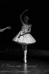 Fantasy Ballet dancer (canonwithtamroneye) Tags: leica bw ballet art girl dance performance ps dancer panasonic fantasy pointe 2014 dmclx5 hellocon