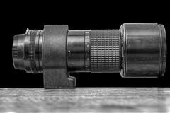 Nikon 300mm F/4.5 ED-IF (Nikotography) Tags: ed nikon focus f45 300mm if mf manual edif