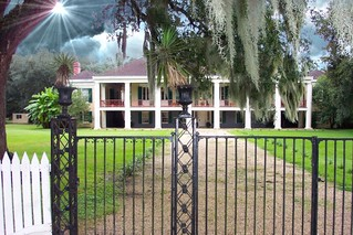 Destrehan Plantation ~ Destrehan ~ Louisiana ~ Spanish Moss