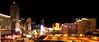 Doesn't stay in Vegas - Las Vegas, NV (// Roy //) Tags: las vegas panorama nikon lasvegas nevada wideangle citylights starburst sincity lasvegasskyline rokinon panoramalasvegas
