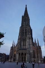 Ulm, Minster, Allemagne 2014 (klicevac) Tags: minster allemagne ulm
