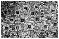 Pigeon Palace - Old San Juan, PR (gastwa) Tags: travel blackandwhite bw white black silver landscape puerto nikon df scenery san juan andrew full rico frame fullframe fx 58mm afs f14g efex gastwirth andrewgastwirth