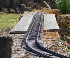 "Die Eisenbahnschienen • <a style=""font-size:0.8em;"" href=""http://www.flickr.com/photos/42554185@N00/14072747902/"" target=""_blank"">View on Flickr</a>"