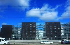 Gteborgian architecture (blondinrikard) Tags: glass architecture balconies faade kville arkitektur hisingen inglasad porslinsfabriken kvillestaden kvillegatan