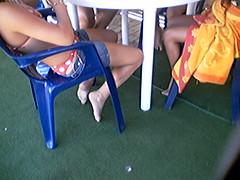 f333863 (DolceaiPiedi) Tags: feet girl foot candid barefoot piedi ragazze amatorial amatoriali