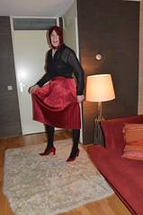 DSC_6473 (Ayse Veiled TV) Tags: fashion scarf headscarf hijab skirt blous