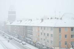 20150124 (mkniebes) Tags: street city schnee winter urban snow germany bochum hattingerstrasse