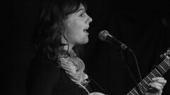 Katie Baggs 3 (Zach Bonnell) Tags: blackandwhite canada newfoundland downtown livemusic stjohns theship canon135mmf2l canoneos60d