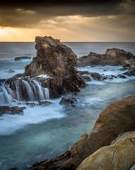 Jamison Point Sunrise (photo obsessed) Tags: australia nsw newsouthwales oceania eurobodallanationalpark jamisonpoint