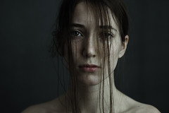 Wake up (Alessio Albi) Tags: light portrait woman girl natural artificial spontaneous