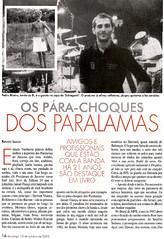 Revista Domingo (JB), outubro/2003 (Os Paralamas do Sucesso) Tags: paralamas paralamasdosucesso unsdias