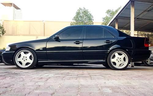 Mercedes #Benz #AMG #W202 #C55 #alyehli #alyehliparts #UAE #AbuDhabi