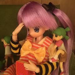 I give in. (Ringochan39) Tags: anime doll yotsuba luckystar mamachapp