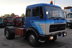 MB NG 1424 (Vehicle Tim) Tags: truck mercedes oldtimer ng mb fahrzeug lkw szm sattelzugmaschine