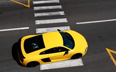 Symmetry (D.N. Photography) Tags: auto road cars car canon eos automobile automotive monaco vehicles exotic transportation 7d vehicle plus carlo monte audi tuning supercar automobiles v10 exotics supercars r8 tuned worldcars