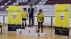 Podio Daniel Salto Alevin (patinarensalamanca) Tags: freestyle salamanca campeonato 2016 cyl patinar boecillo