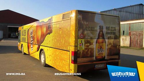Info Media Group - Jelen pivo, BUS Outdoor Advertising, 03-2016 (2)
