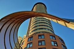seintoren Boulevard (Omroep Zeeland) Tags: boulevard zeeland zon vlissingen walcheren opkomende seintoren