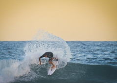Fan (Timothy M Roberts) Tags: nikon surf surfer sydney sigma australia maroubra