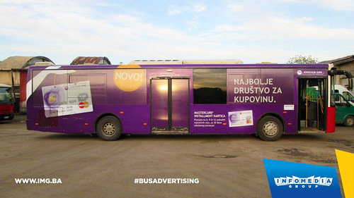 Info Media Group - Komercijalna banka, BUS Outdoor Advertising, Banja Luka 05-2016 (2)