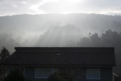CSantiago (mtrejo_7) Tags: viaje espaa luz sol camino galicia amanecer nubes es atmosfera caminodesantiago oporrio
