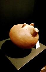 Porco. (epougy) Tags: cermica cascavel cear tarine saladoartistapopular sap riodejaneiro arte porco pig cofre mealheiro
