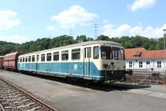 DB 815 672 te Bochum Dalhausen (vos.nathan) Tags: br db bochum 815 deutsche bundesbahn 672 dahlhausen eisenbahnmuseum