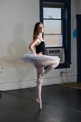 by Corey Price (priceisright2293) Tags: portrait ballet beauty paul dance model nikon ballerina shoes dish c einstein 85mm dancer buff pointe nikkor tutu d600 14g strobist