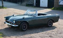 1965 Sunbeam Tiger (Stuart Axe) Tags: uk greatbritain england car classiccar unitedkingdom tiger gb sunbeam sunbeamtiger 1965 roadster nwc157c