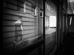 Street Spirit (Neil Johansson LRPS) Tags: uk light urban blackandwhite white black monochrome wales reflections dark landscape photography photo noir fuji darkness cymru streetphotography photograph fujifilm cinematic rhyl x30 filmnoir urbanphotography northwales denbighshire yrhyl fujifilmx30 urbanwales
