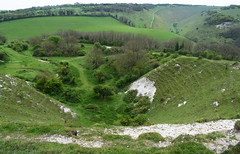 Devils Dyke from Newtimber Hill (Mark Wordy) Tags: countryside chalk westsussex southdowns devilsdyke newtimberhill southdownsnationalpark newtimberplace