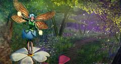 ...Fae Games... (Sorchiee) Tags: fashion sweet fantasy enchantment roleplay kajira catwa theskinnery enchantmentsl blisenmaitai
