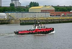 Kamsar (Bricheno) Tags: river scotland riverclyde clyde boat ship escocia tug szkocja renfrew schottland scozia renfrewshire cosse kamsar  esccia   bricheno scoia
