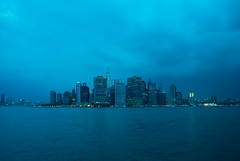 Lower Manhattan (Membranophonist) Tags: nyc skyline skyscrapers manhattan