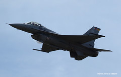 160403_30_MEL_F16 (AgentADQ) Tags: show plane airplane fighter general florida air jet melbourne aerial demonstration falcon fighting viper dynamics 2016 f16c