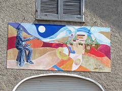 "Legro ""Paese dipinto"" (frank28883) Tags: piemonte murales pittore ortasee schroth novara muridipinti carlheinz cusio ortasangiulio ortalake legro carlheinzschroth paesedipinto"