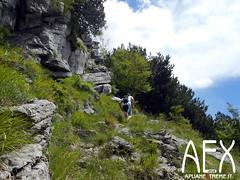 Lizzari-28 (Cicloalpinismo) Tags: parco mountain bike video foto extreme mtb cai monte sentiero alpi aex 190 apuane appennino vinca vetta foce escursione altana ugliancaldo cicloalpinismo cicloescursionismo lizzari