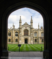 Corpus Christi College (dgoomany) Tags: england cambridge university universityofcambridge education higheducation smart intelligent colleges rivalry architecture old oldbuildings classical gothic stone stonework sculptures