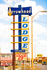 Arrowhead Lodge (Thomas Hawk) Tags: usa newmexico route66 neon unitedstates fav50 unitedstatesofamerica motel gallup fav10 fav25 rte66 arrowheadlodge