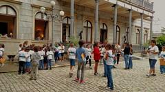 vida no museu (luyunes) Tags: riodejaneiro museu visita museudarepblica estudantes motomaxx luciayunes