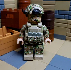 us ranger (lord_nick1227) Tags: soldier lego camo multicam legosoldier legomilitary legomodernmilitary legocamo legoranger legousranger legomulticam