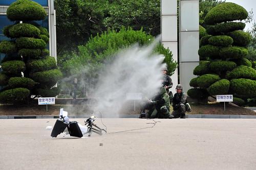 해군·해병대 신속기동부대 첫 출동!